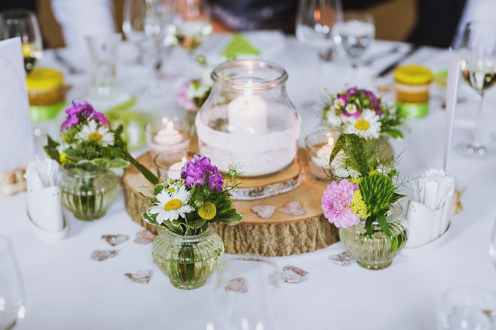 Gedeckter Tisch Detail einer Hochzeit Copyright by Hochzeitsfotograf www.berliner-hochzeitsfotografie.de