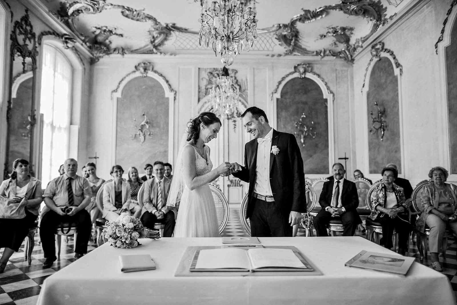 Hochzeit in den Neuen Kammern Sanssouci Potsdam Copyright by Hochzeitsfotograf www.berliner-hochzeitsfotografie.de