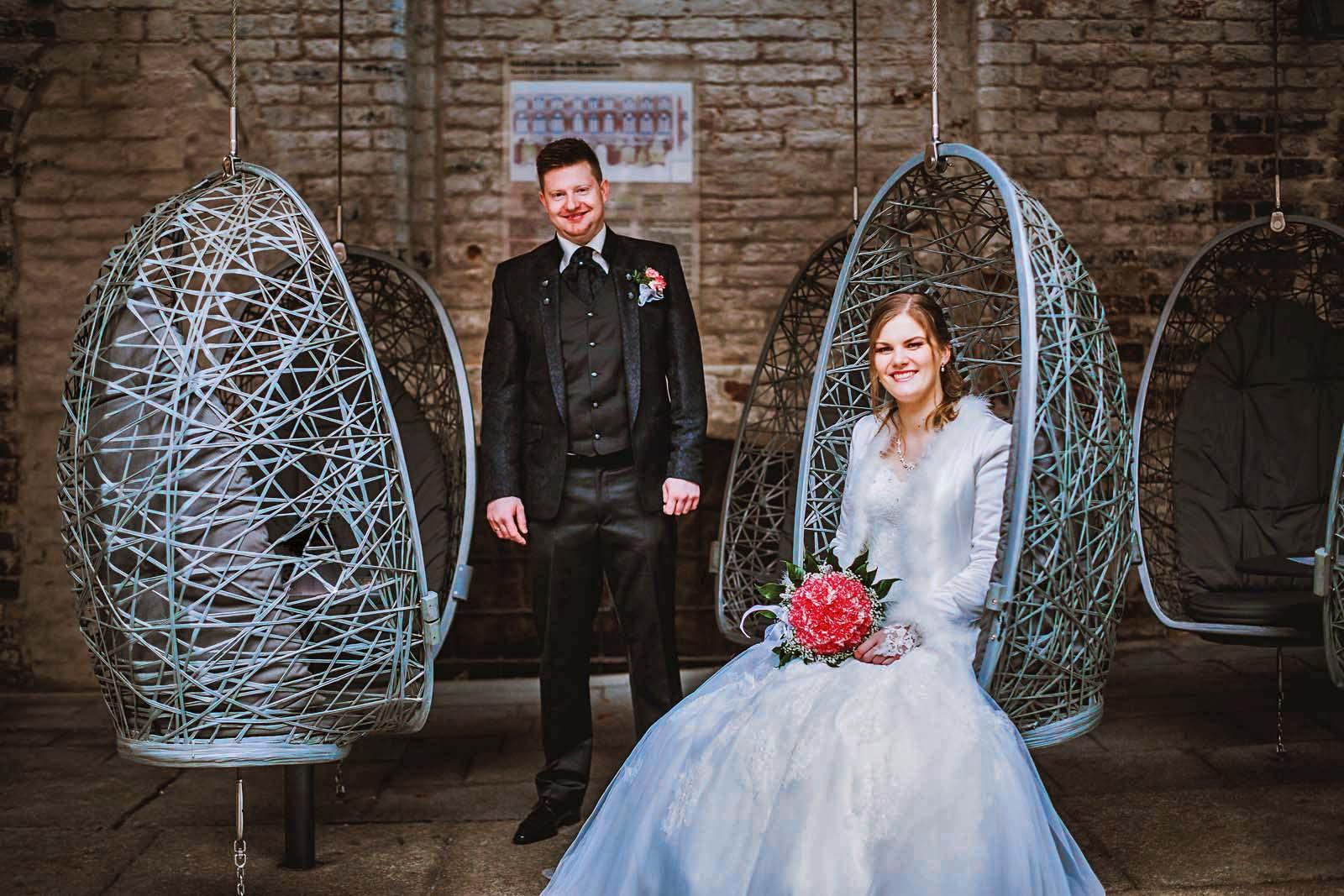 Hochzeitsfotograf fotografirt ein Brautpaar in Stralsund Copyright by Hochzeitsfotograf www.berliner-hochzeitsfotografie.de